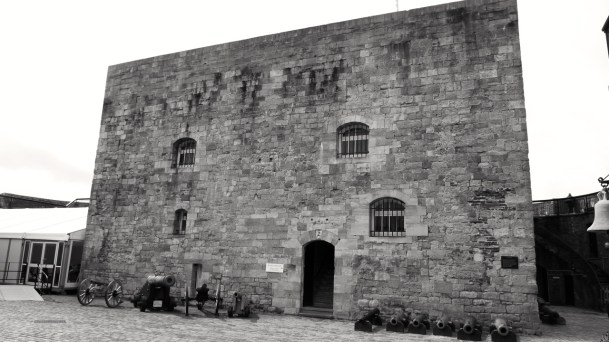 Southsea Castle Keep 1544