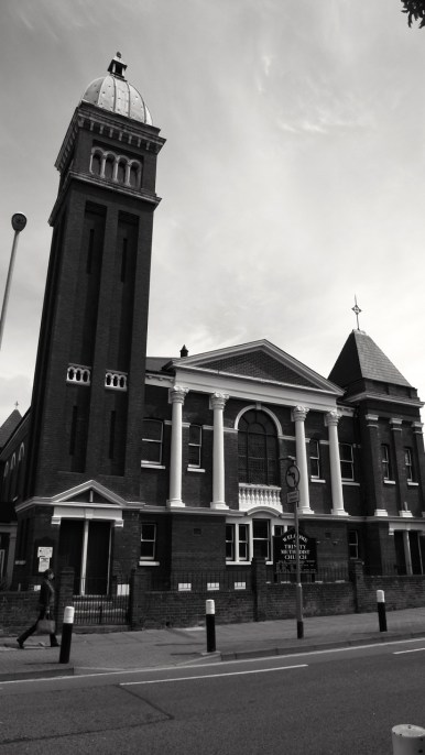Trinity Methodist Chuch Southsea 1901