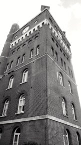 Clock Tower (NW) Eastney Barracks 1870
