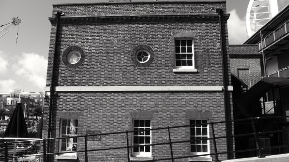 Customs House (East) Gunwharf Portsmouth C18