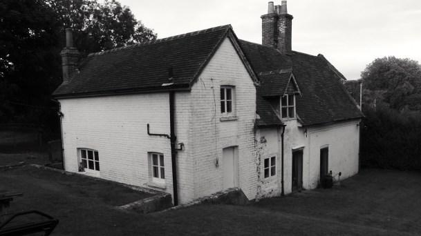 Halfway House (Rear) Droxford C17-19