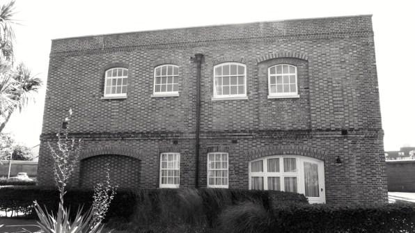 Infirmary House (North) Gunwharf Portsmouth 1814