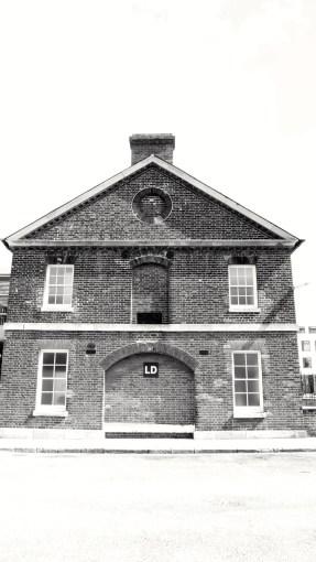 Mildam Building (South) Portsmouth University c1800