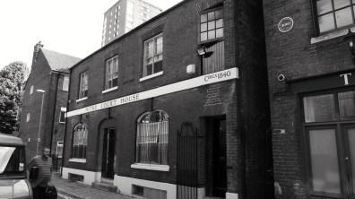 Mitre Court House Bishop St Portsmouth 1840