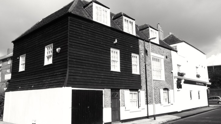 The George Pub (East) Queens St Portsmouth C19