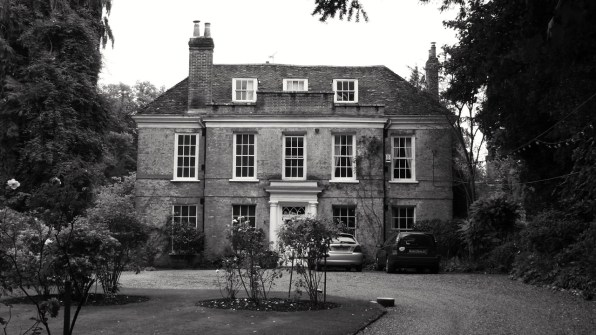 The Old Rectory Droxford C18