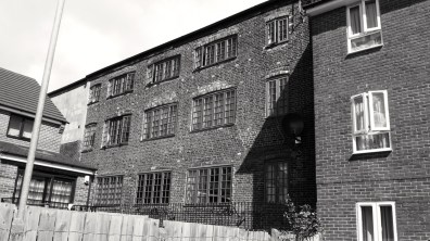 Treadgold Warehouse (South) Bishop St Portsmouth 1850