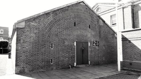 Vulcan Block Warehouse Gunwharf Portsmouth 1814