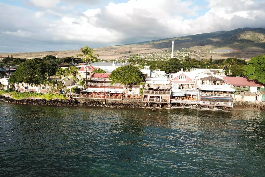 Maui Old Lahaina Town