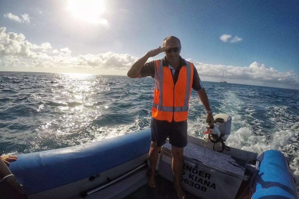 Kiana Captain Brent