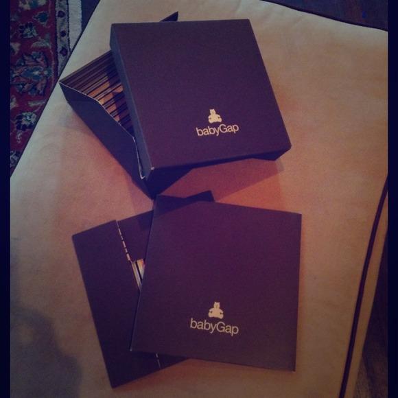 Baby GAP Baby GAP Gift Boxes From Reikos Closet On Poshmark