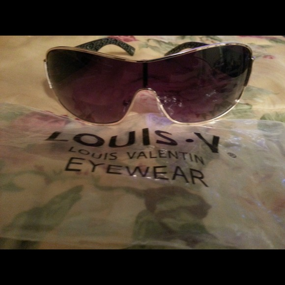 Louis Valentin Louis Valentin Sunglasses From Lyssettes