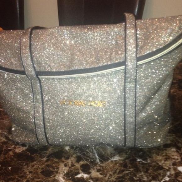 76 Off Victorias Secret Handbags VS 2013 NWT Glam