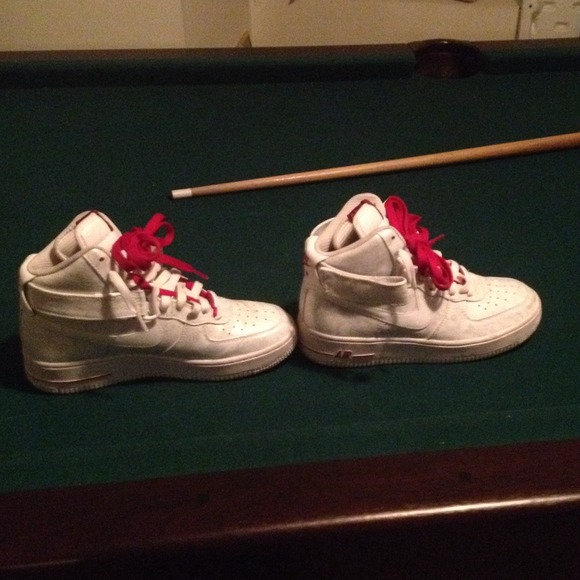 28 Off Shoes Air Force Ones Valentines Day Edition From