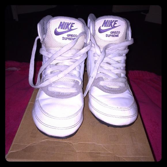 Nike Greco Supreme Wrestling Shoes