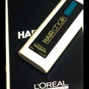 39 off hair artist accessories nwt hair artist hair chalk teal pink red blue from