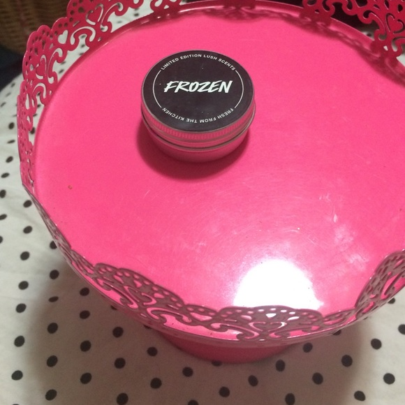Lush Kitchen Frozen Solid Perfume Boutique