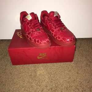 Nike Air Force 1 GS Valentines Day From Ruths