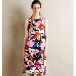 d8ba1a916f460 Flower Dress Anthropologie Floreat | Gardening: Flower and Vegetables