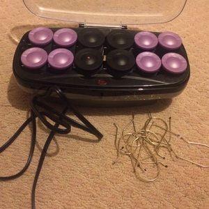 33 off other conair hair curlers from kaci s closet on poshmark