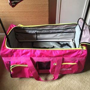 pack 2 rack dance luggage