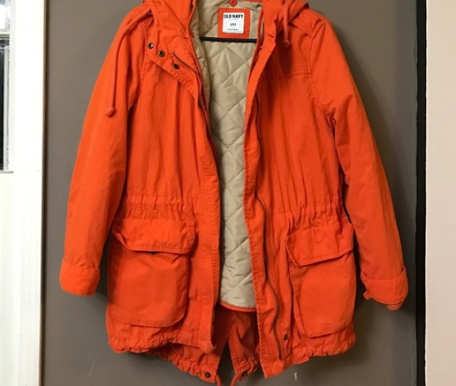 F0 9f 8e 89sale F0 9f 8e 89 Old Navy Anorak Coat W Removable Liner