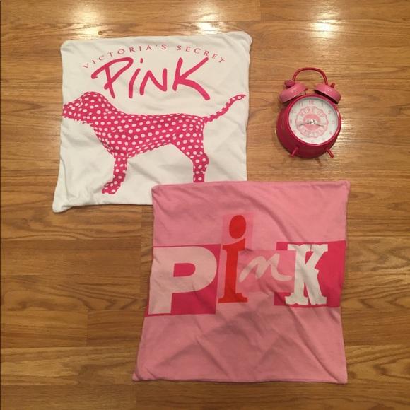 Pink Victoria S Secret Accessories Victorias Secret Pink Bedroom Poshmark