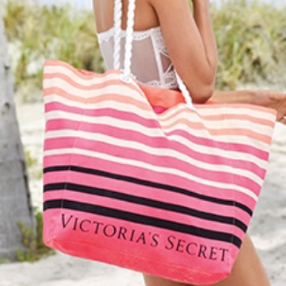 Image result for beach bags victorias secret