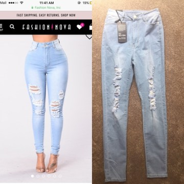 Fashion Nova Jeans   Drive To The Ocean Size 11   Poshmark Fashion Nova  Drive To The Ocean Jeans  Size  11