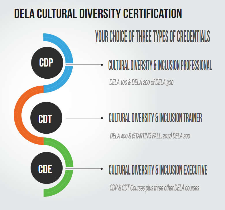 What Is Diversity Certification Cdp Cdt Cde Programs