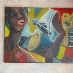 Aretha African Queen
