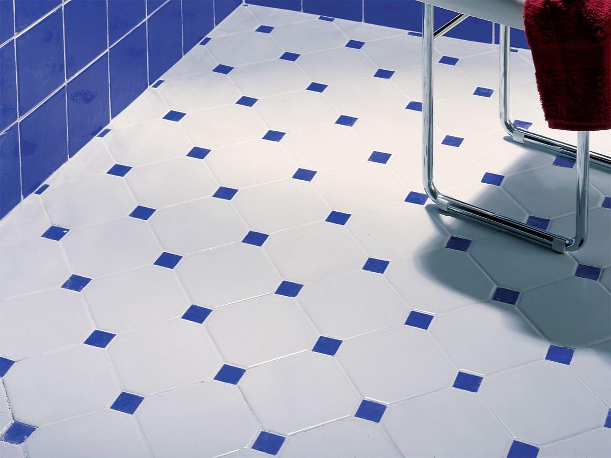 edwardian octagon floor tiles