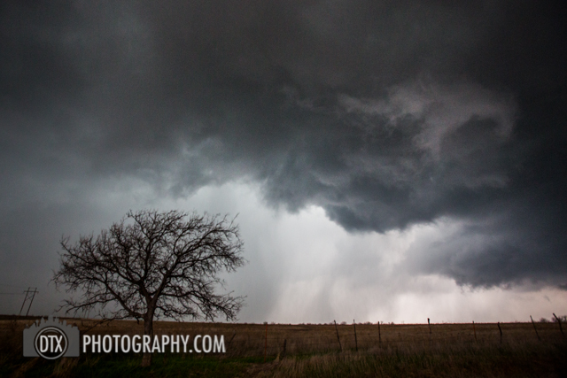 storm chase photography dallas