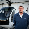 A portrait of an employee of Longhorn Helicopters based in Dallas, TX