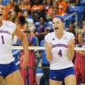UTA volleyball