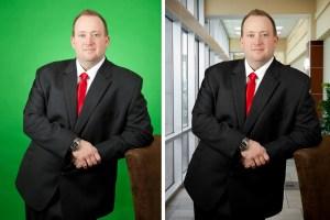 green screen portraits 1