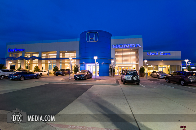 dallas tx car dealership photographer