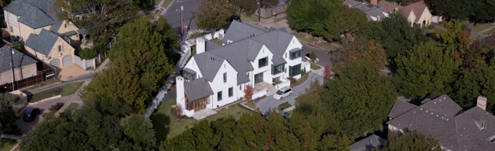 Dallas Real Estate Aerial Photography
