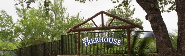 Dallas Architecture Photographer – Treehouse Facility