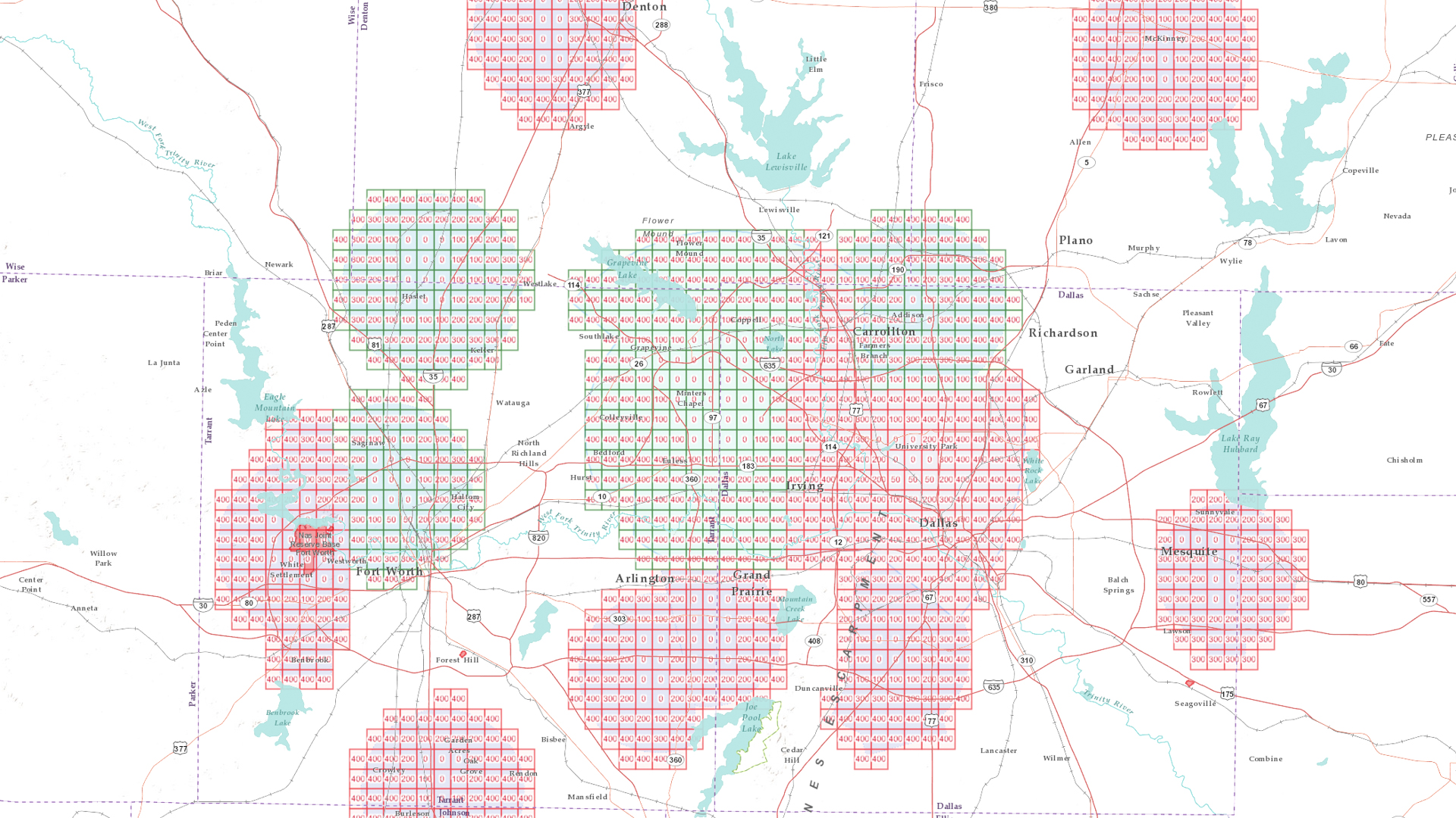 FAA airmap dallas drone