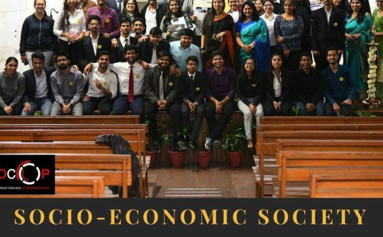 SOCIO-ECONOMIC SOCIETY – SHIVAJI COLLEGE