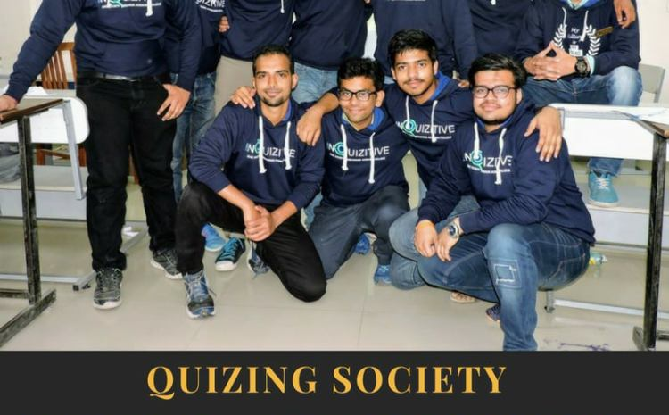 INQUIZITIVE – The Quiz Society of Maharaja Agrasen College