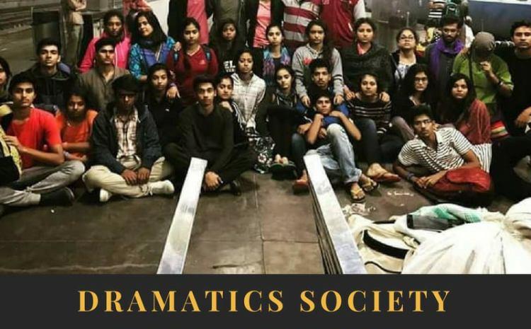 DRAMATICS SOCIETY – HINDU COLLEGE