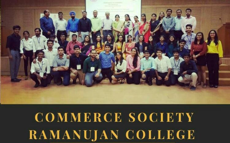 RamComm-The commerce society of Ramanujan College