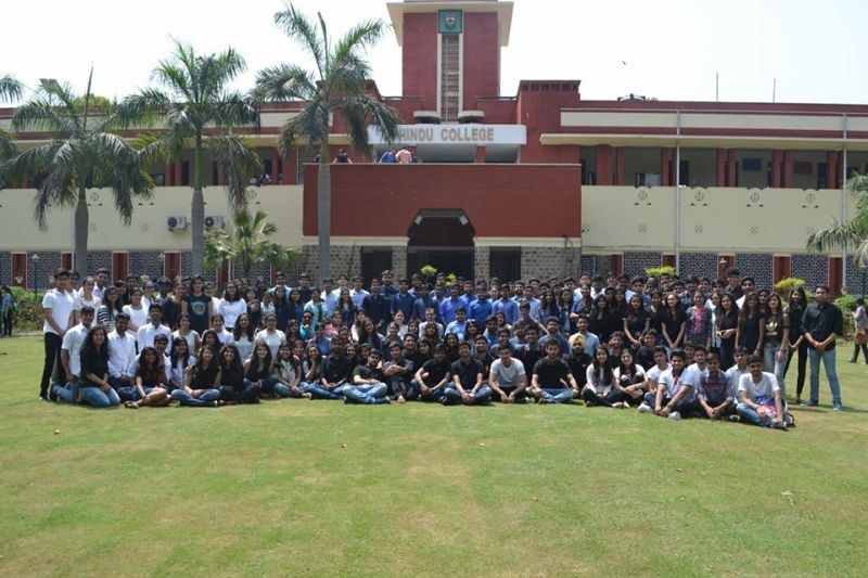 hindu college comsoc