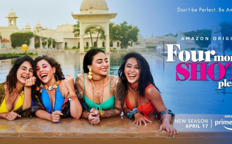 Four More Shots Please Season 2: Amazon Prime series to return on April 17