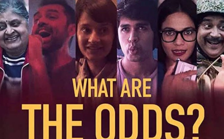 """""""What Are The Odds"""" Movie Review: An overambitious film with an apprehensive teen screenplay"""