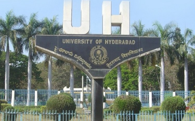 Rise in number of applications in UoH