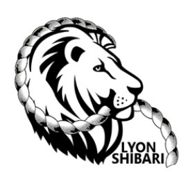 logo de l'association Lyon shibari, evenement lyon, bondage japonais, cordes, encorder, attacher, sensualite, fetish, fetichisme, fantasme, pratiquesexuelle, domination , soumission, BDSM, masochiste, suspension, art, suspendre, fantasmer, sexualite, noeuds, femmesexy, art érotique, sadomasochiste, ropes, kinbaku