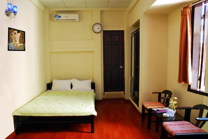 Phòng Single - Khách sạn Quốc Tế Nha Trang